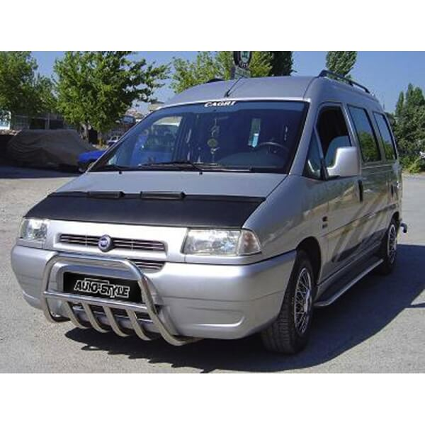Protector frontal furgoneta camper Fiat Scudo 1997-2000