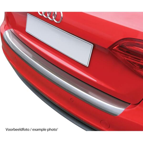Protector parachoques trasero Volkswagen Transporter T4 look aluminio pulido