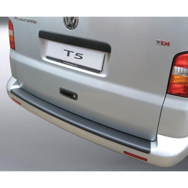 Protector parachoques trasero Volkswagen Transporter T5 2003-