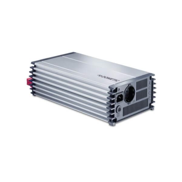Convertidor PERFECTPOWER PP 1002 1000W 12V para camperizar furgonetas y caravanas