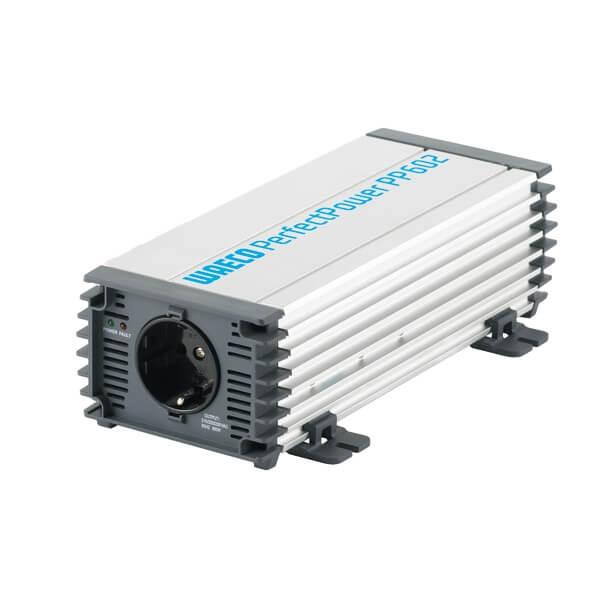 Convertidor PERFECTPOWER PP 602 550W 12V para camperizar furgonetas y caravanas