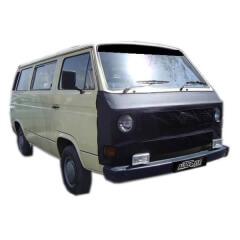 Protector frontal furgoneta camper Volkswagen Transporter T3 1980-1991 (motorkap + bumper)