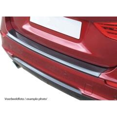 Protector parachoques trasero Volkswagen Transporter T5 2003- look carbono