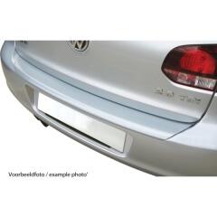 Protector parachoques trasero Volkswagen Transporter T6 Multivan 9/2015- plateado